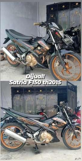 Dijual satriaF150