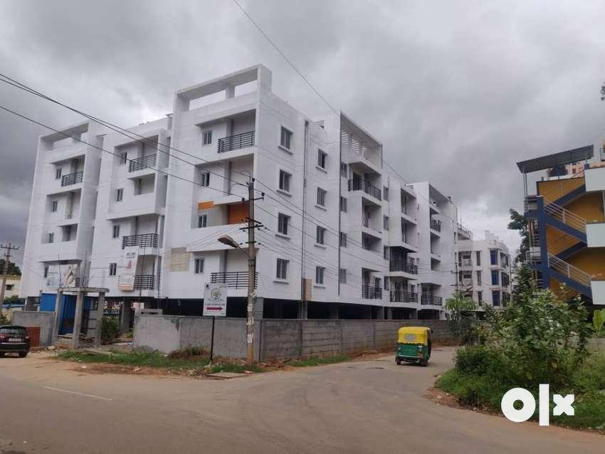 A 2 BHK flat for sale in , Sahakar Nagar, 0