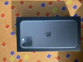 Iphone 11 pro max 256gb  (2 months)