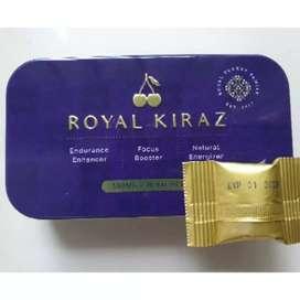 Royal Kiraz Suplemen Kesehatan