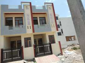 JDA 90% loanable 3 BHK house sale at Sirsi Road opposite Royal green