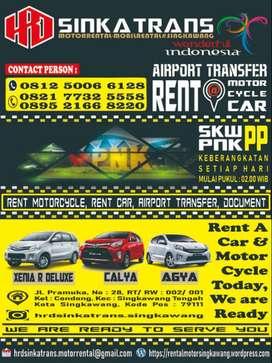 RENTAL MOBIL | RENTAL MOTOR | CARTER DROP OFF | TAXI SERVICE