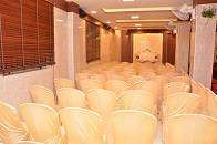 A fully furnished A/C party Hall for sale