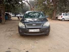 Ford Fiesta Classic CLXi 1.4 TDCi, 2011, Diesel
