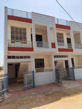 Luxury 3bhk villa hatoj kalwar road near by kishorpura road