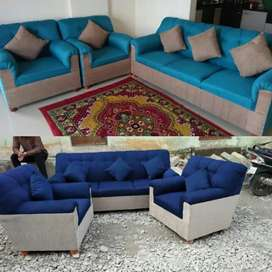 Sofa sets directly from makers with 1 year service free