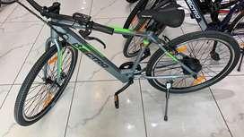 Hero lecttro bike