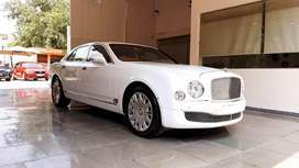 Bentley Mulsanne V8, 2012, Petrol