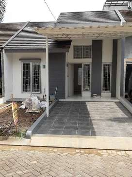 Rumah dijual serpong garden 1
