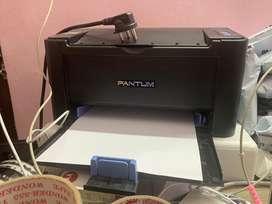 Pantum Laser printer premium quality printer