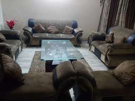 9 Seater Sofa Set with Table