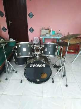 Drum set Sonor Force 2001