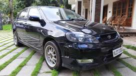 Toyota Corolla Top End Version, Well Maintained