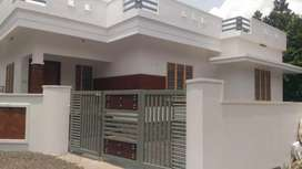 5 cent land with 1300 sqft new house at near kanjoor,airport,aluva