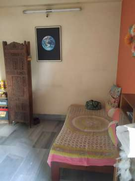 2 bhk flat for sale in Gandhi nagar with balconies in all rooms