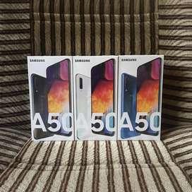BNIB 100% Samsung A50 4/64 Murah