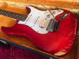 Fender Stratocaster Hss Floydrose Japan