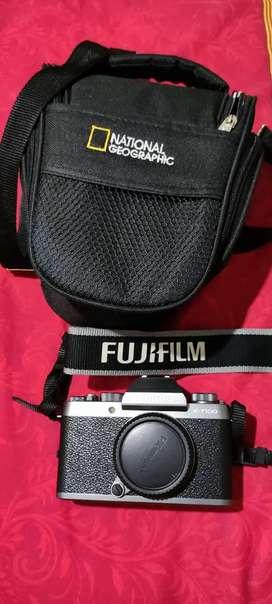 Fuji fujifilm XT100 BO mulus murah no XM XA XE bs tt nikon canon