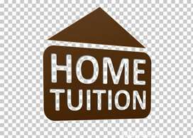 I am a home tutor.