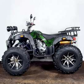 200CC Bull Atv In Different Colors Available Now
