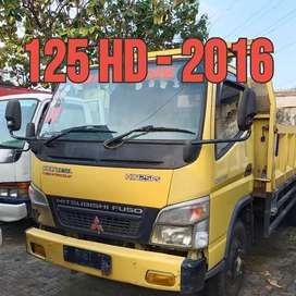 (125 HD) Bak Triway Km Rendah