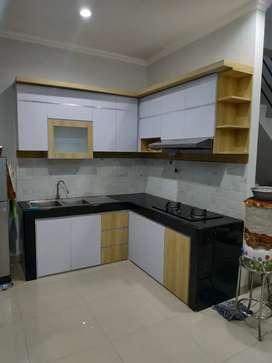 Kitchenset finishing HPL