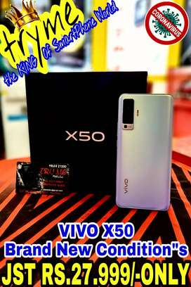 TRYME 5G VIVO X50 Slimst Mobile fUll Kit Box