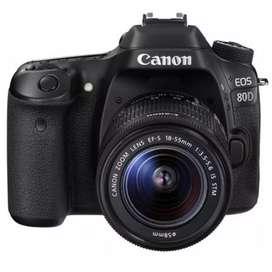 Camera 80D