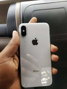 I... Phone X 64GB good condition with all