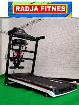 alat olahraga treadmill elektrik 607