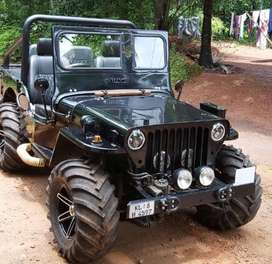 Willys x militery