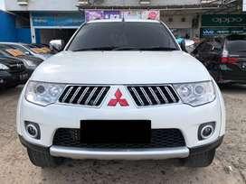 Mitsubishi Pajero Exceed 4x4 2011 Automatic ISTIMEWA