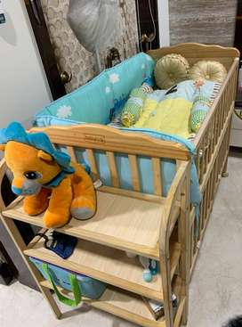 Baby Cot from Firstcry brand