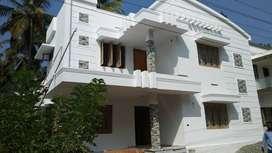 thrissur attur 5 cent 4 bhk whitening new villa