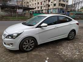 Hyundai Fluidic Verna Tax Paid till 2025. Excellent condition!!