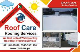 Roof Waterproofing Services Leakage Repair Treatment Services