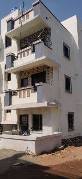 Newly constructed unused 1 BHK available for rent at Ambethan Chakan