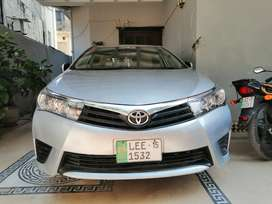 Toyota Corolla 2015 model 10By9 condition