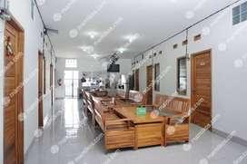 Rumah kost mewah full furnished tinggal pungut hasil sewa perbulan