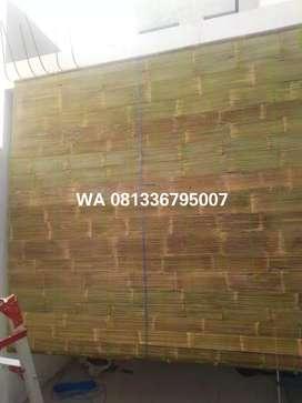 tirai bambu multifungsi