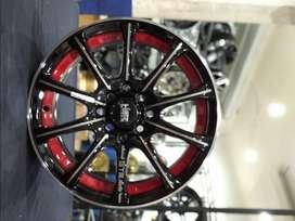 Velg Mobil Racing R15 Untuk Mobilio, Vios, Datsun Di Toko Velg Venice