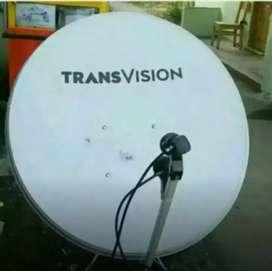 Promo Transvision HD kota Kendari Pket Murah Nomat 6 blan Hanya 420rb