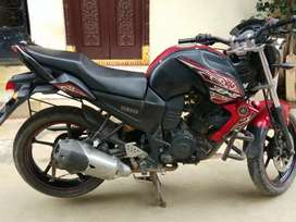 Well maintained FZ-S  Bike For Sale.