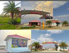 1200 Sq Ft   Dholera Smart Citys  available only  in 4 Lakh