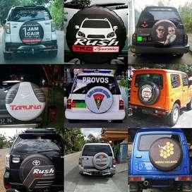 Cover Ban Mobil Everest-Taft-Rush-Terios-dekap escudo katana sarung ba