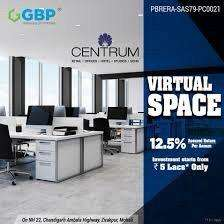 Virtual space on buy back with 12.5% assured return