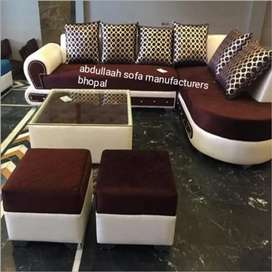 Brand new L shaped sofa set direct from factory  manufacturers