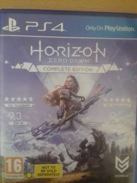 Horizon 4 Ps4 Game cd