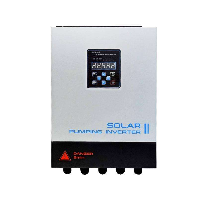 Solar Asia Solar Water Pump Inverter 7 hp (Agriculture) 0