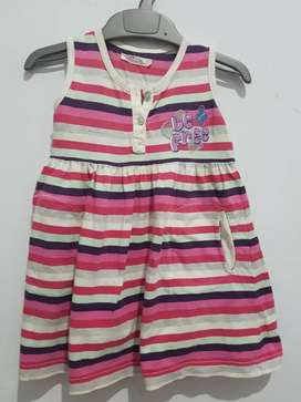 Dress anak BB colours 2 th nett